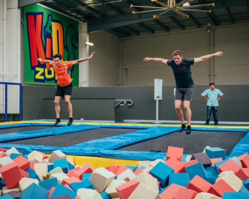 Gravity Zone Indoor Adventure Centre