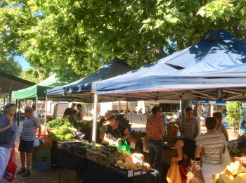 Mornington Wednesday Market