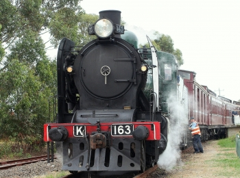 Mornington Railway Preservation Society